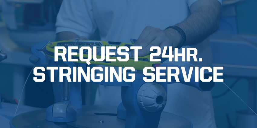 Stringing24.com | Pedido